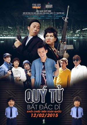 Phim Tết 2015: Quý Tử Bất Đắc Dĩ 2015 poster