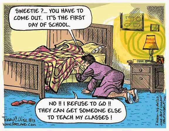 Back to School Dilemna