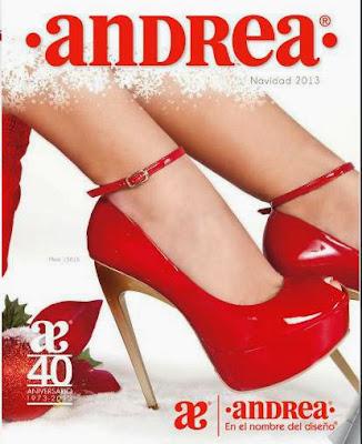 catalogo andrea promotor navideño 2013