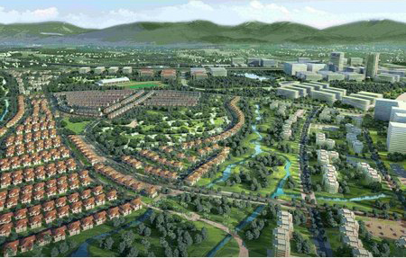 Vinh Phuc University Town