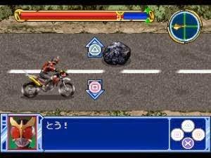 Kamen Rider Heroes PS1