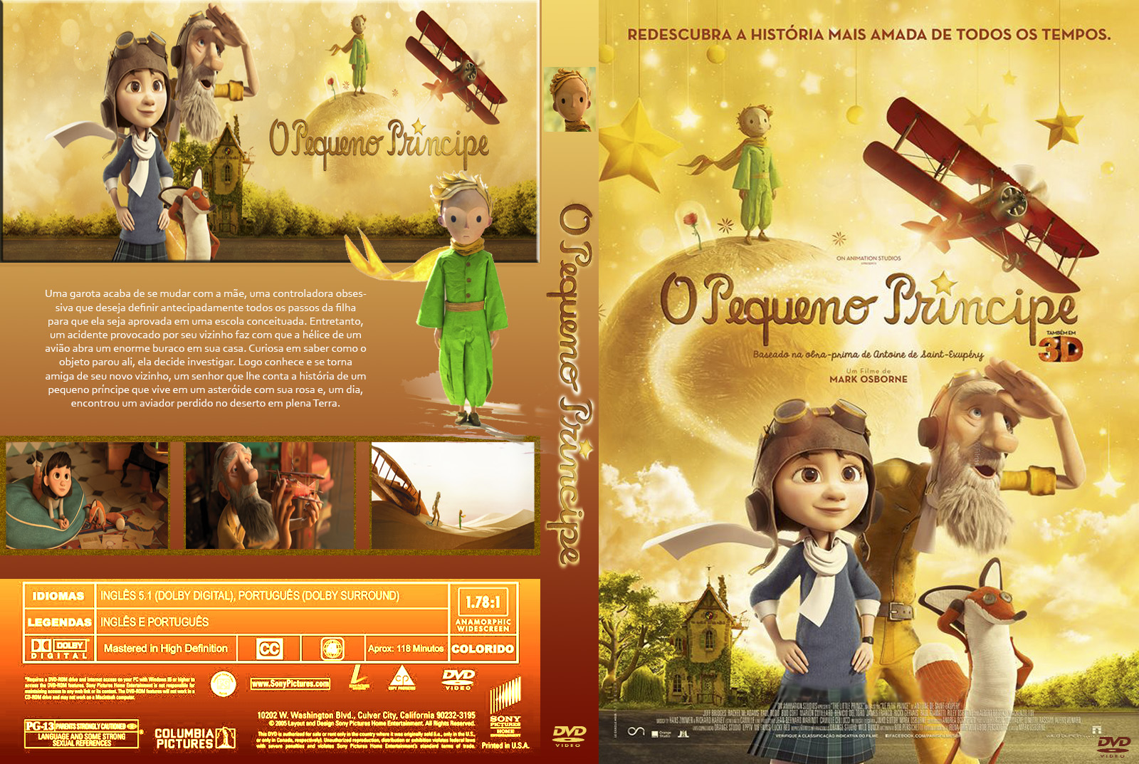 Download O Pequeno Príncipe DVDRip XviD Dublado O 2BPEQUENO 2BPRINCIPE