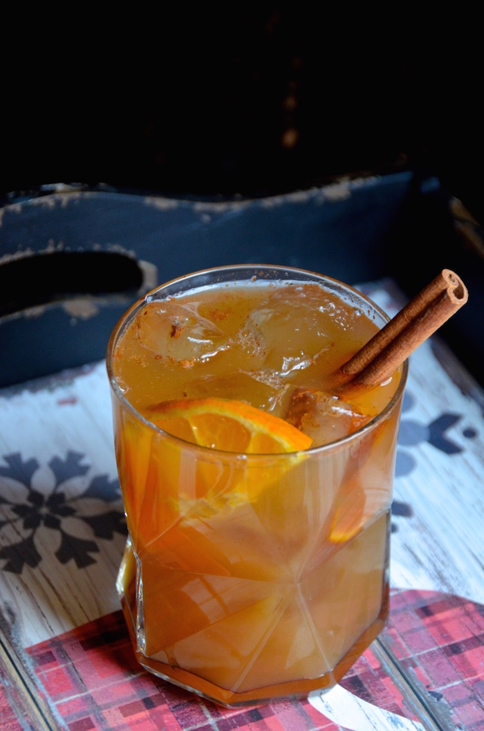 Spiced apple cider rum punch cocktail always order dessert spiced apple cider rum punch cocktail forumfinder Images