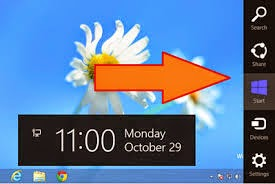 How to disable Charms bar hint in Windows 8/8.1