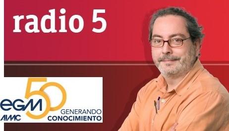 GORKA ZUMETA EN 'ONDAS DE AYER' (RADIO 5 TN)