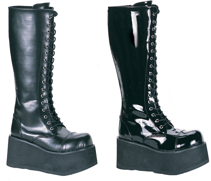 boots costume pic platform boots