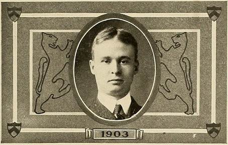 Elmer Brown Mason c. 1903
