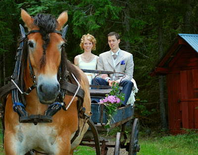 bröllopsekipage