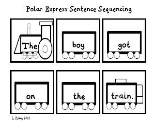 ... Lisa's Pre-K Crew Rocks!: The Polar Express and Christmas Learning Fun