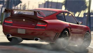 Kendaraan Baru di GTA V