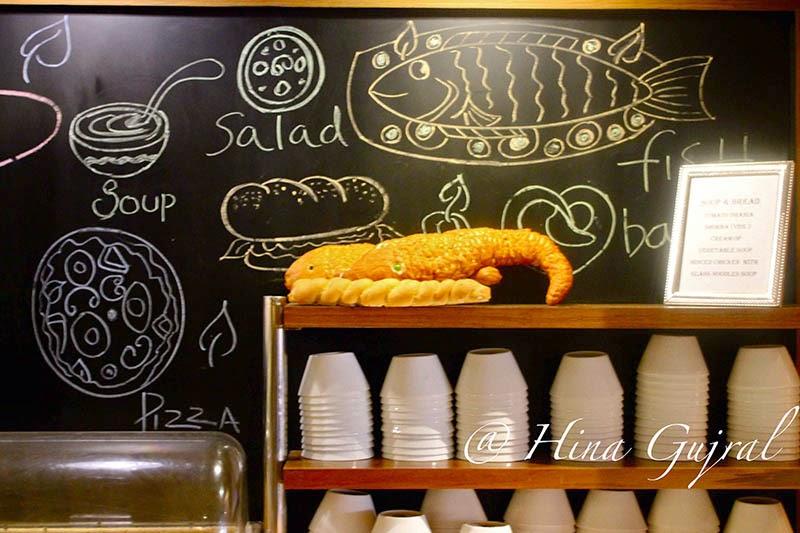 Restaurant Review - Soho St., Kormangla