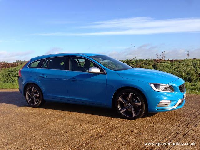 Volvo V60 D3 R-Design Lux