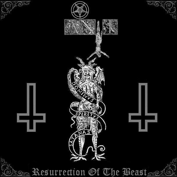 Eastern Black Metalart Society 666the Satanic Bible M666