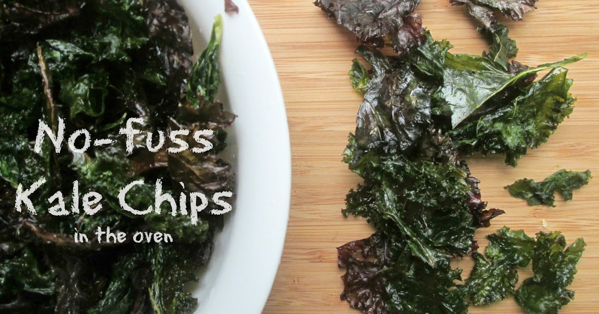 how to make crunchy chips in the oven