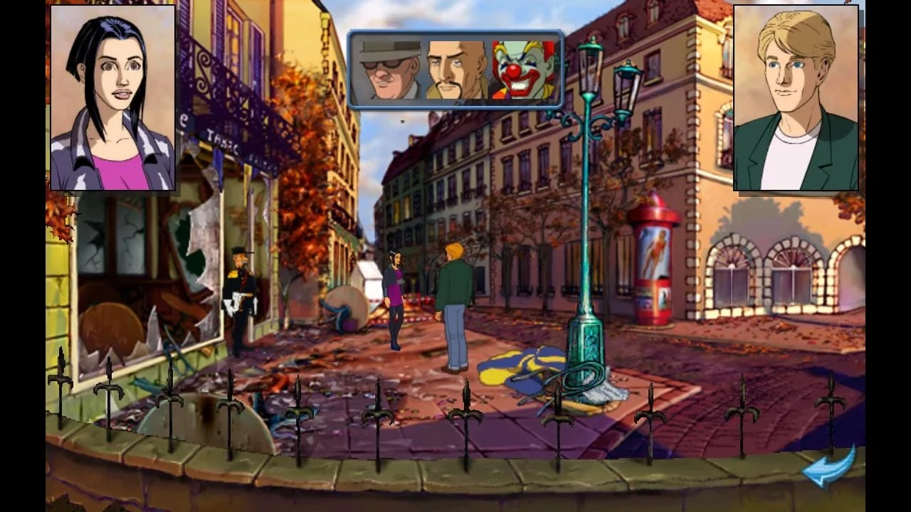 Broken Sword : Director's Cut v2.0.06