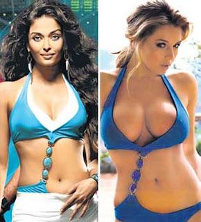 Aishwarya Rai Bikini Pictures