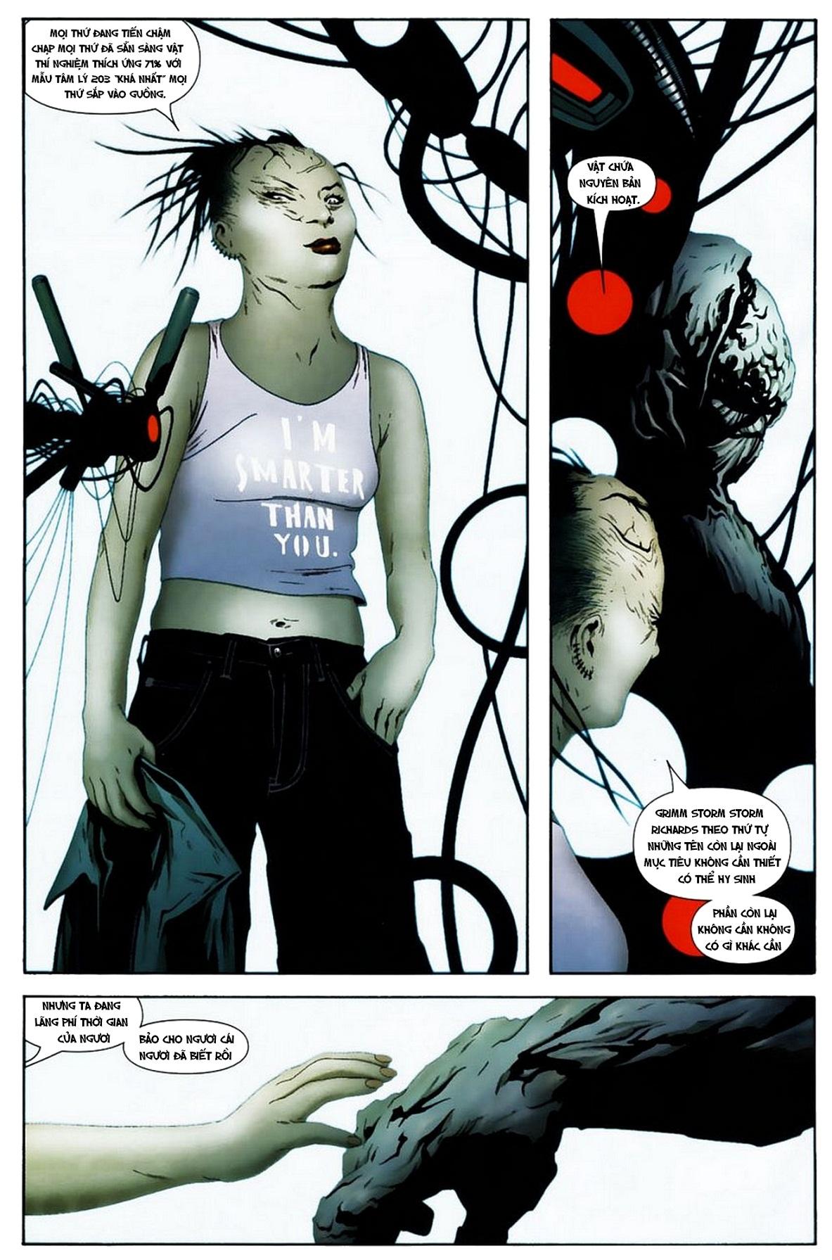 Ultimate Fantastic Four chap 19 - Trang 15