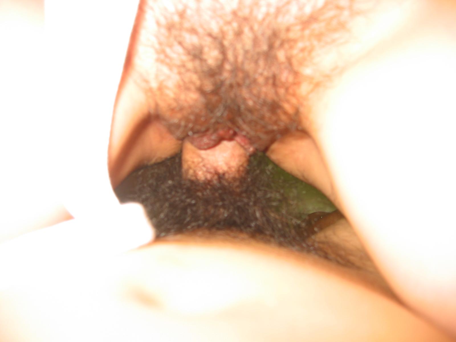 Vegetable Masturbation 49