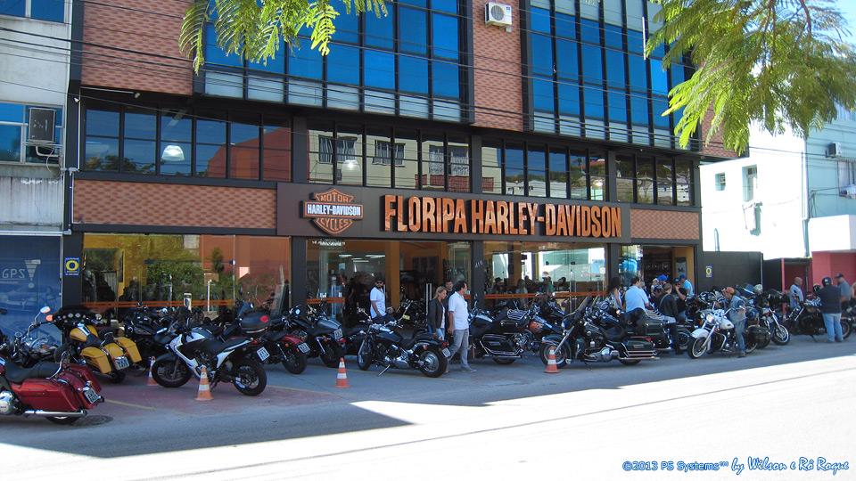 Aparador Suspenso De Parede ~ Blog do Wilson Roque Floripa Harley Davidson 1 u00ba Aniversário