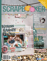 Canadian Scrapbooker Summer 2013