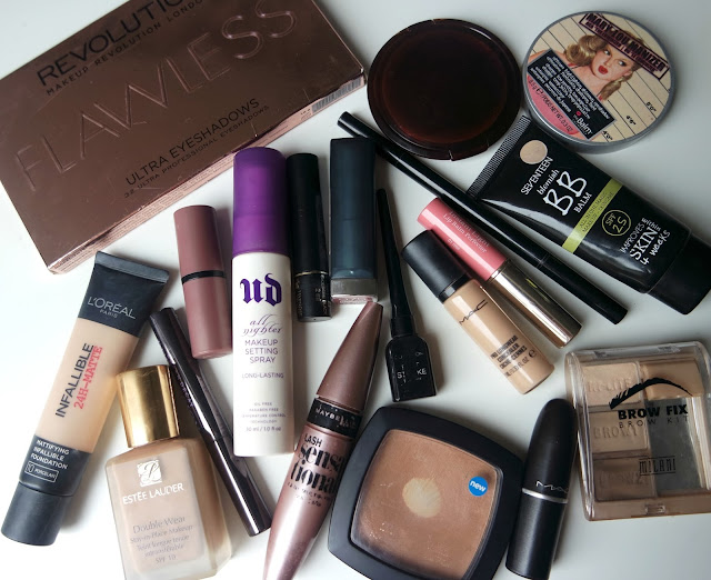 Beauty Favourites from 2015