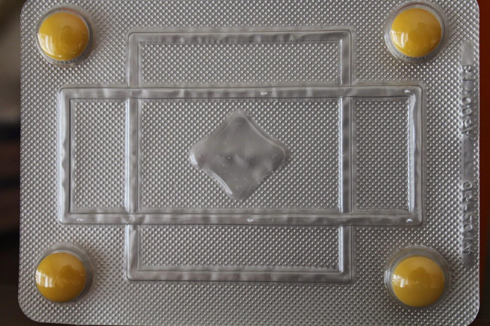 Comprimidos de bromelaína