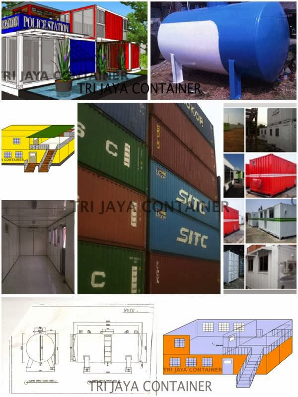 Container Indonesia, Office Container Indonesia