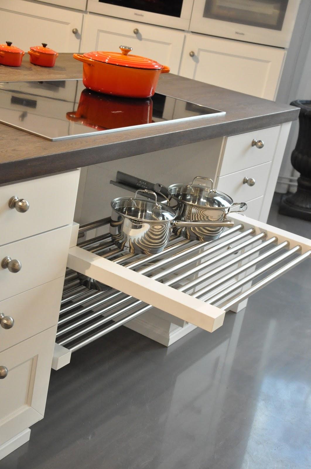 Den vita drömgården: tibrokök och kungsäterkök   vackra kök till ...