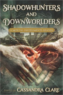"Portada ""Shadowhunters and Downworlders"""