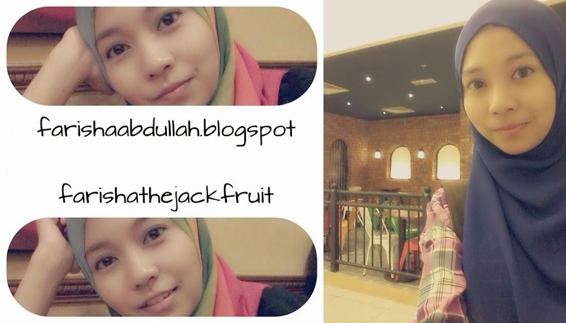 ♥FARISHAthejackfruit♥