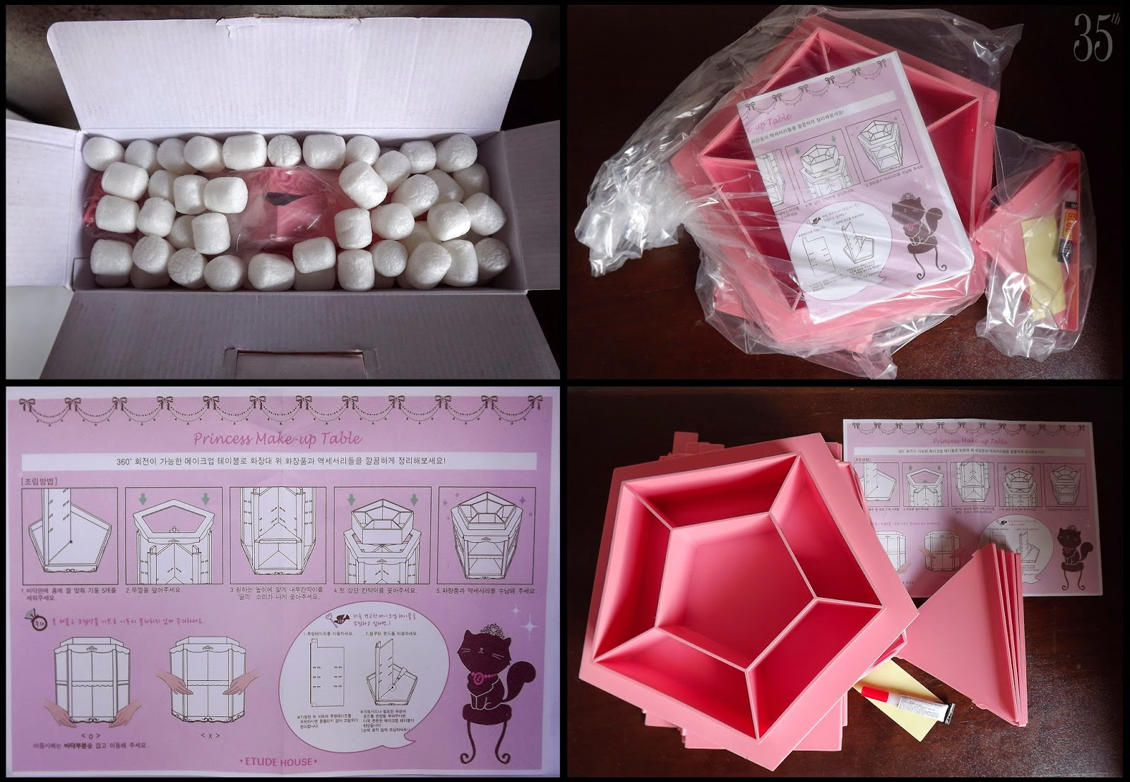 Etude House Princess Make-up table