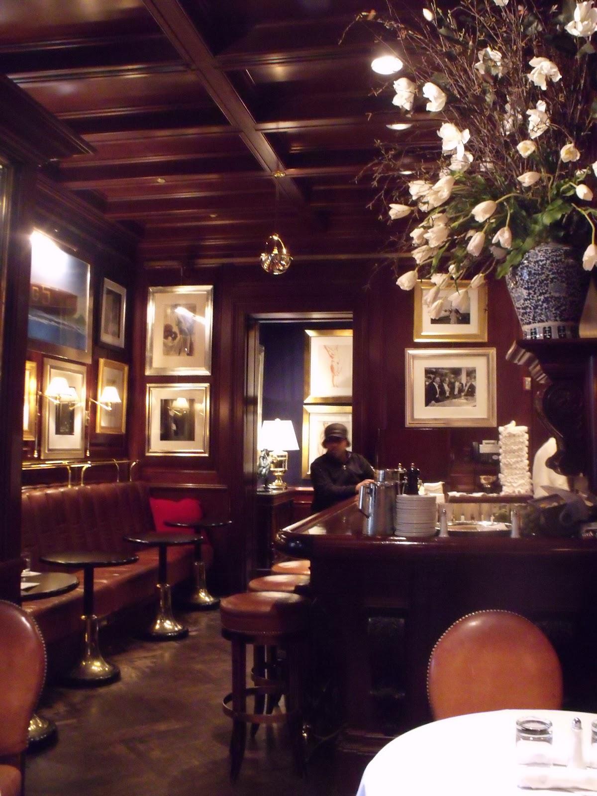 Find eat love ralph lauren restaurant review for The restaurant