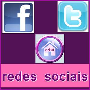 REDES SOCIAIS: