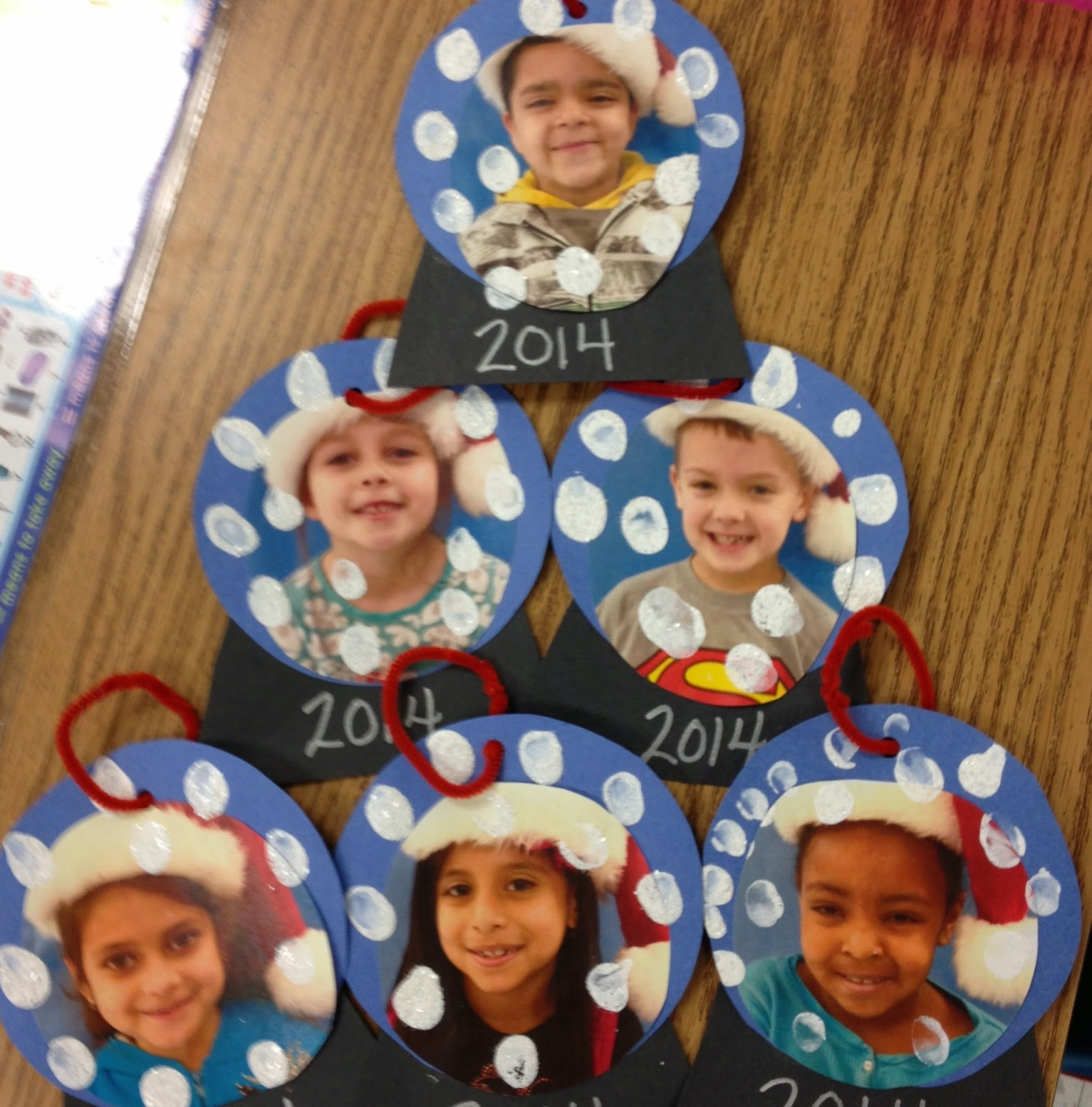 S o l train moments that count in the classroom fun for Christmas crafts for kindergarten class
