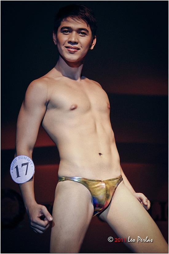Open Bikini Male Pageant