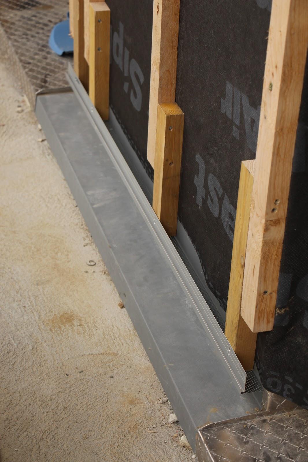 Construction d 39 une maison passive minergie p cruseilles haute savoie avril 2013 - Grille anti rongeur pour bardage ...
