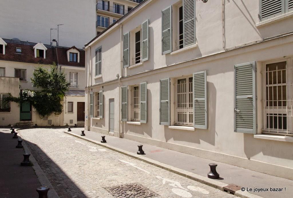 Paris - Butte aux Cailles