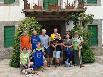 Caminada Popular de Vilanova de Sau 2011