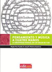 """""""Pensamiento y música a cuatro manos"""" - Magda Polo y Josep M. Mestres"""