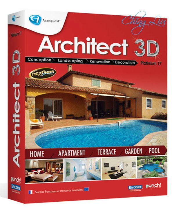 Free download full games and softwares architect 3d for Home landscape design professional with nexgen technology v3 reviews