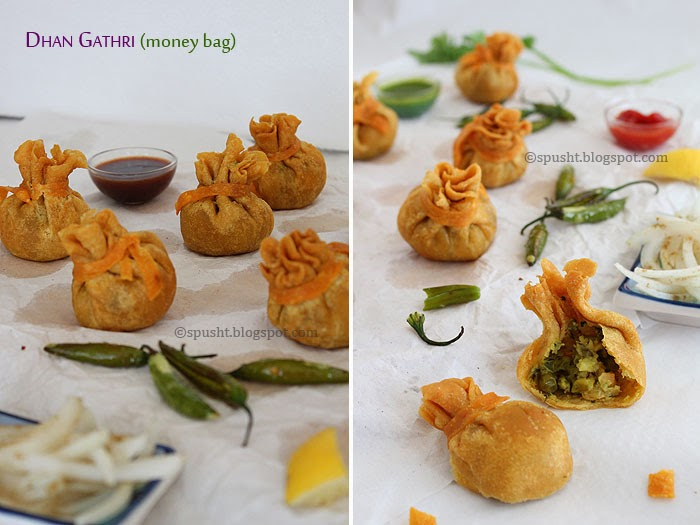 Spusht | Appetizer Idea | Samosa Bundle