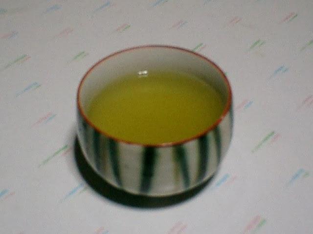 kandungan teh hijau