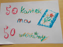 Moja Imienniczka ma niedługo 50-te urodziny