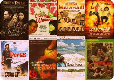 8 Film dengan Latar Tanah Papua