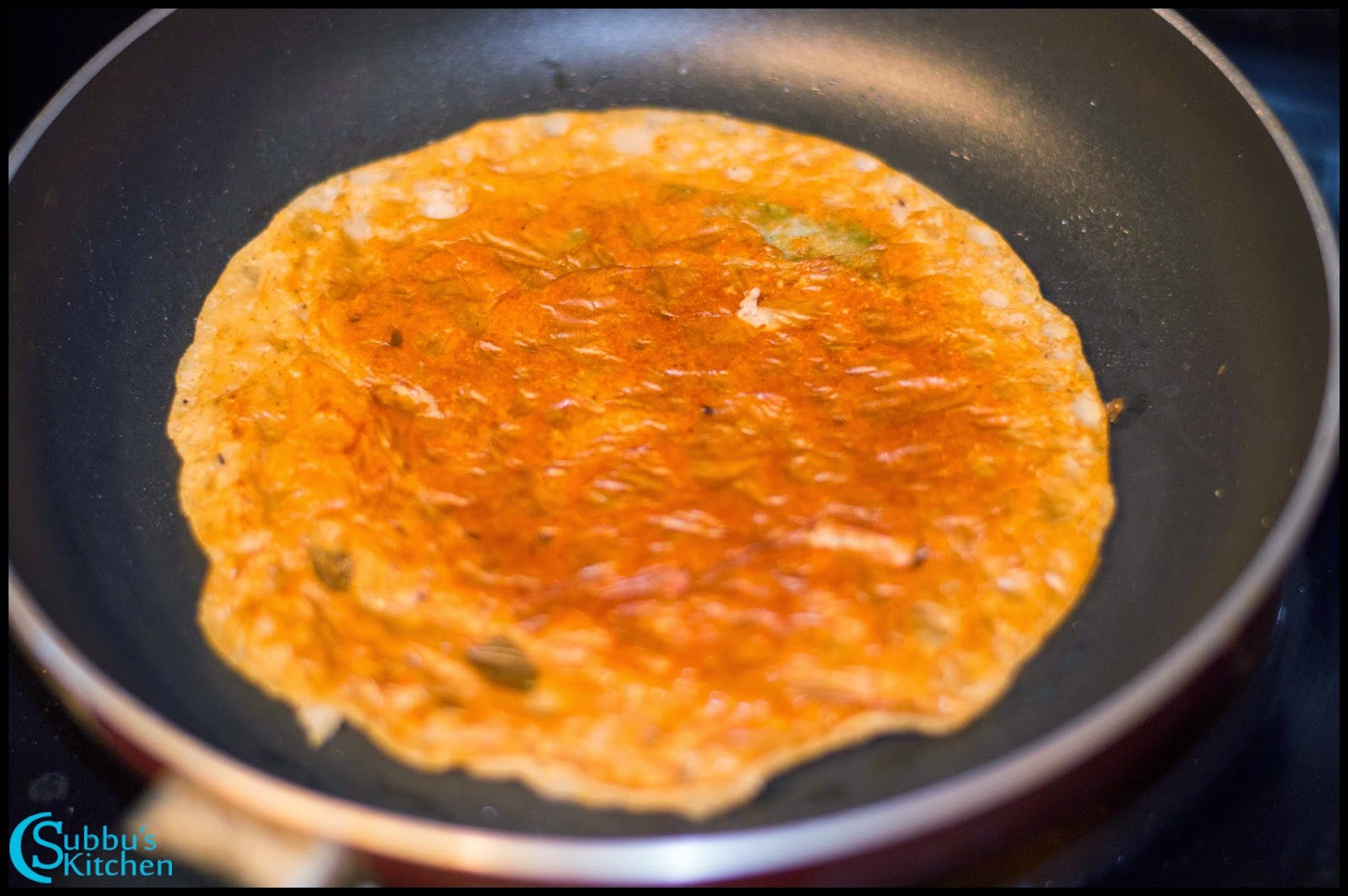 how to cook dosa at home