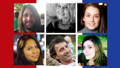 Victims of the Paris attack