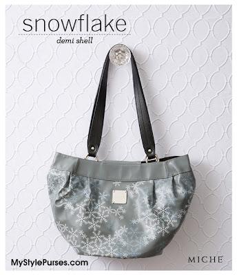 Miche Snowflake Demi Shell