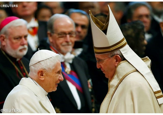 http://en.radiovaticana.va/news/2015/03/19/pope_francis_greets_benedict_xvi_on_feast_of_st_joseph/1130703
