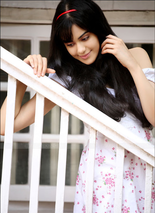 adah sharma stunning shoot cute stills