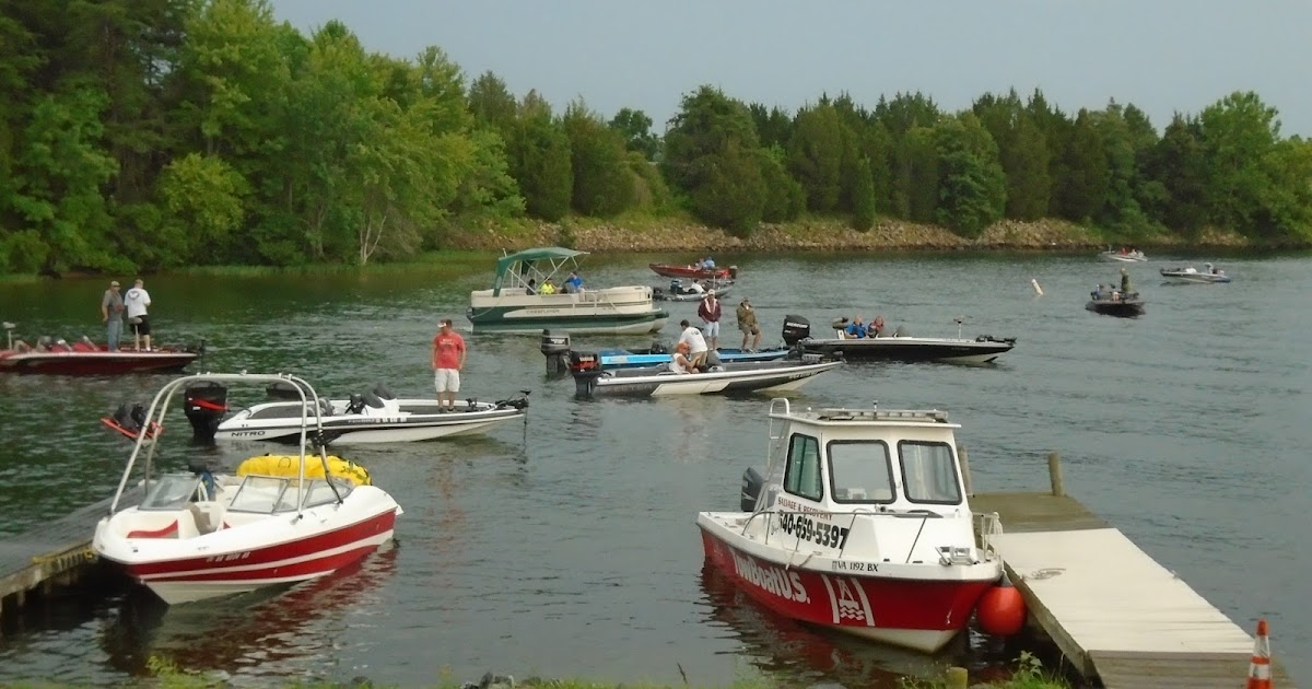 About lake anna highpoint marina for Lake anna fishing report